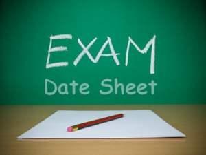 Punjab University B.Com Supplementary Date Sheet 2015
