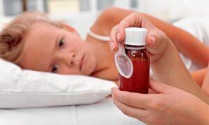 antybiotyki dzieci