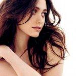 Emmy Rossum is erg lekker in Esquire magazine