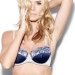 Heidi Klum heeft een eigen lingerielijn