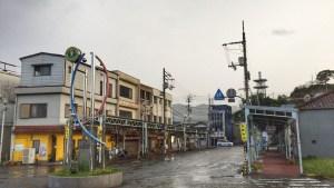 JR須崎駅前