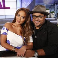 Good Thing?? Israel Houghton Says Adrienne Bailon Changed His Life Completely!