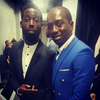 "Uche Agu And Tye Tribbett Perform African Medley ""Jehovah"" For BET Joyful Noise Premiere"