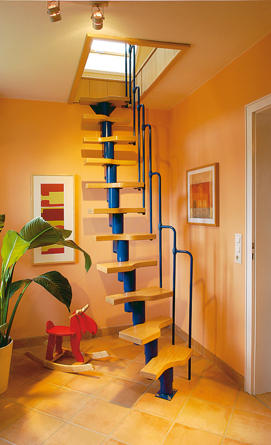 Treppe Regal Raumspartreppe | Selbst.de