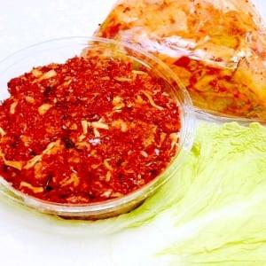 美肌効果も?!旬の白菜で意外と簡単に作れる自家製「キムチ」に挑戦