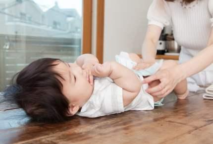 「赤ちゃんの性器のお手入れの悩み」男の子編