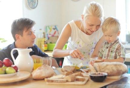 大人の言動が影響!?食への不安を感じる子供が増加中