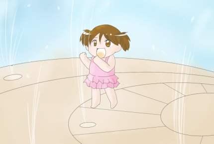 水遊びでの事故で、子どもに考えさせられた「ごめんね」
