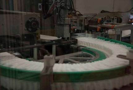 あの「パンパース」のプレミアムおむつを製造する明石工場の見学に行ってきました