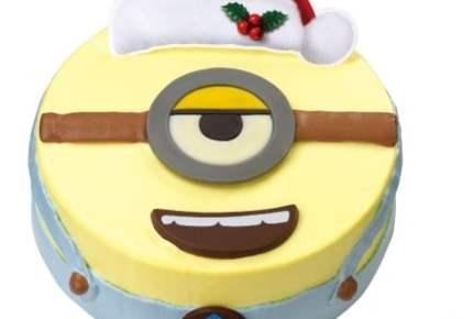ミニオンも登場!2017年のサーティワン「クリスマスケーキ」は要注目