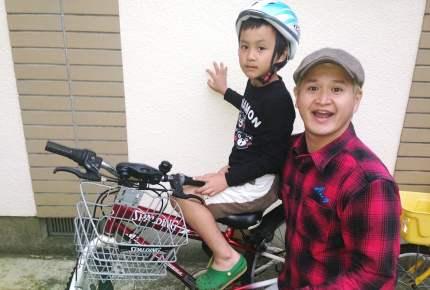 ガリットチュウ福島:フリマで自転車を買った!