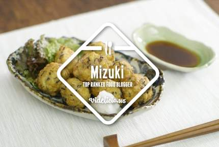 【動画】人気ブロガーのベストレシピ!豆腐で作る手作りがんも♪