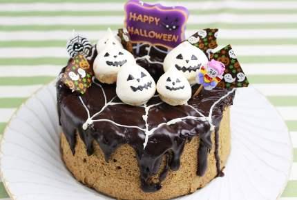 真似したい!可愛すぎるハロウィンのデコレーションケーキ♡