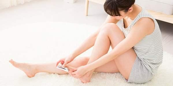 「深爪」が深刻な感染を引き起こす!? 正しい爪の切り方・3つのポイント