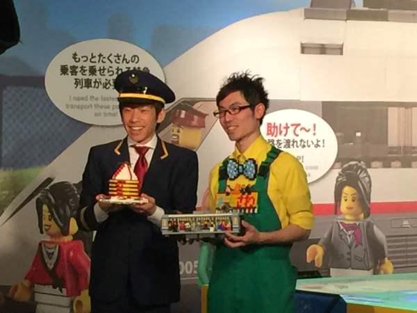 織田さん誕生日ケーキ