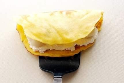 料理に見せたスイーツにみんなびっくり!ホットケーキミックスで簡単「オムライス」