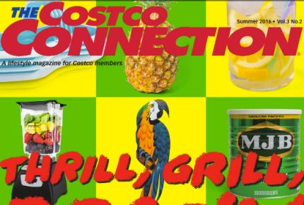 あなたはもうGETした?コストコの冊子「COSTCO CONNECTION」