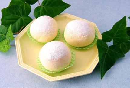 夏にピッタリ!冷やしても固くならない新感覚のクリームパンの技