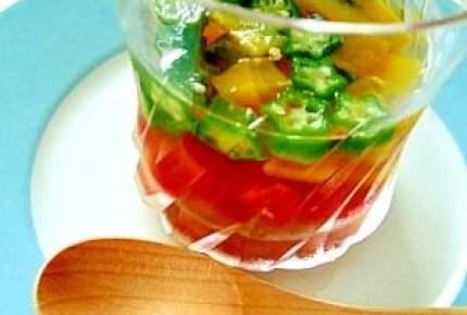 夏バテ対策にもおすすめ!ネバネバが絶品の夏野菜「オクラ」の簡単料理まとめ