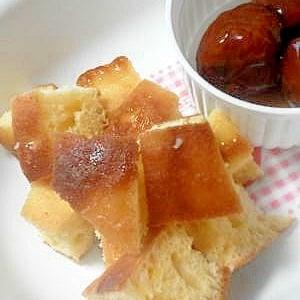 「スイートポテト」×「パンケーキ」でほっこりの秋スイーツ