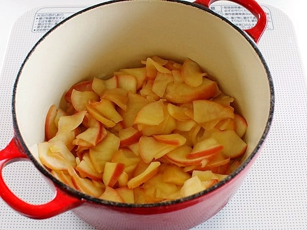 スピードおやつ!春巻きの皮で簡単&美味しいアップルパイができた