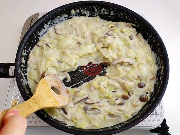 節約でも栄養満点!余りがちな「白菜」の簡単グラタンに子供も喜ぶ