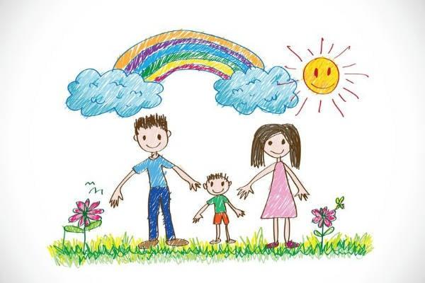 3歳までにたくさんの『色』に触れよう!子供の色彩感覚の伸ばし方