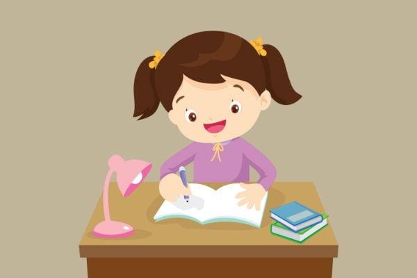 宿題が簡単に思えてくる!?子供がすすんで宿題をするようになる仕掛けづくりとは?