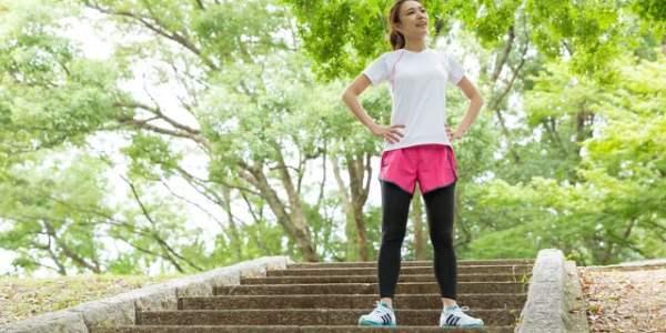 バイクと同等!?  階段昇降のスゴすぎる運動&ダイエット効果