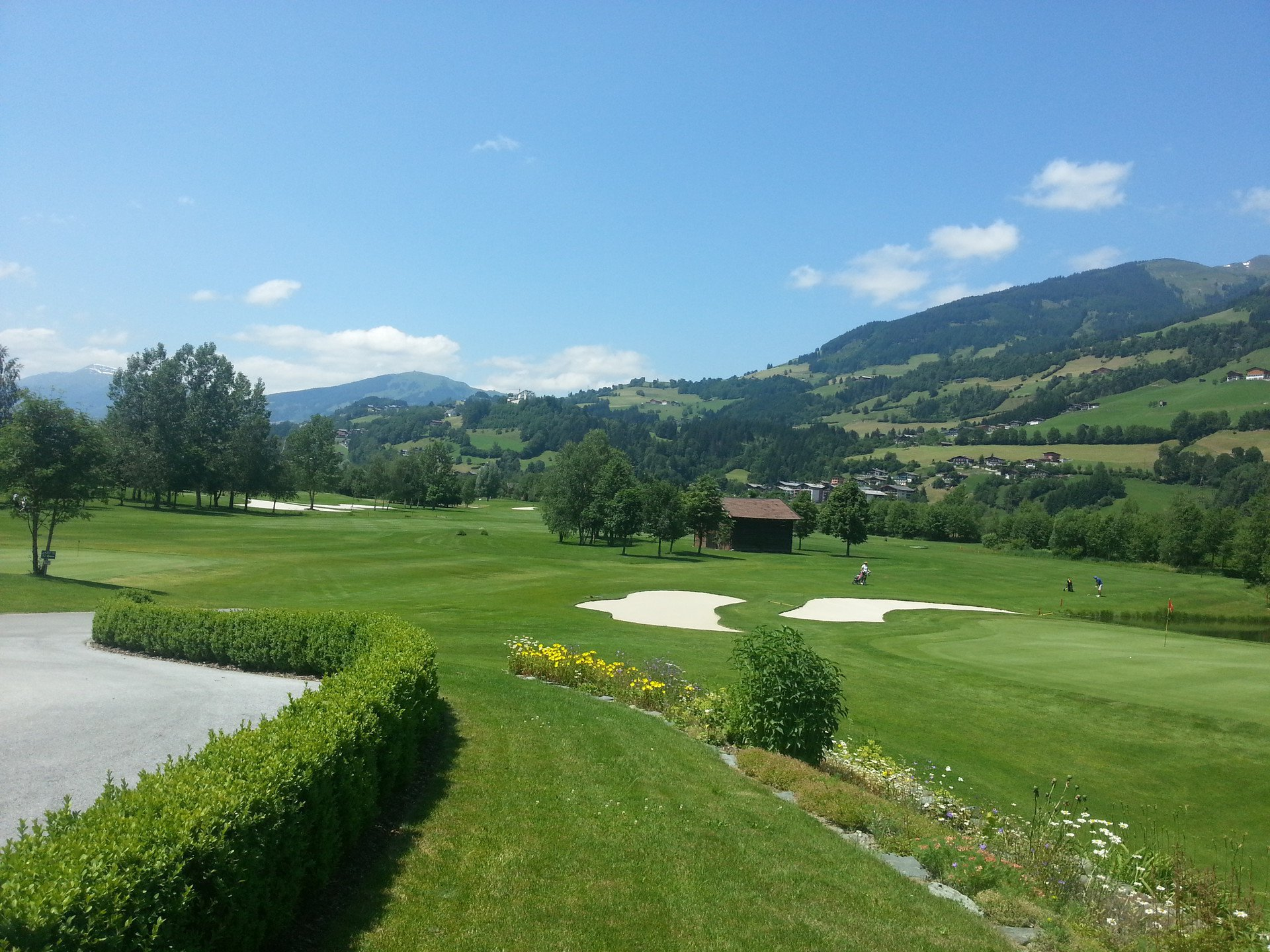 Campo Da Golf Riolo Terme Golf Mittersill In Tirolo Selectedhotels Selected