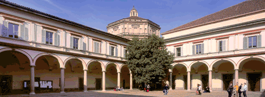 Milan conservatory