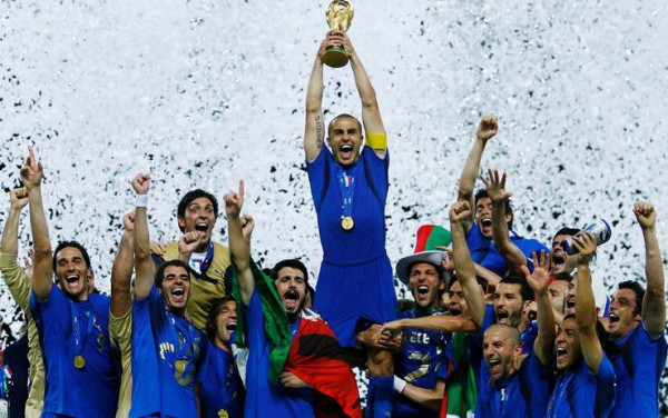 Italy won World Cup 2006