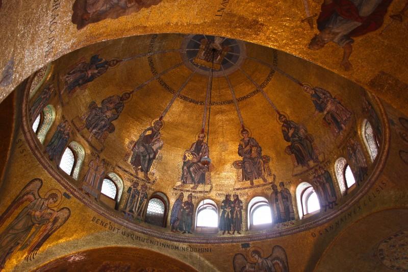 St Mark's Basilica mosaics