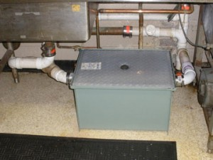 Grease Interceptor Installation And Cleaning Should Be