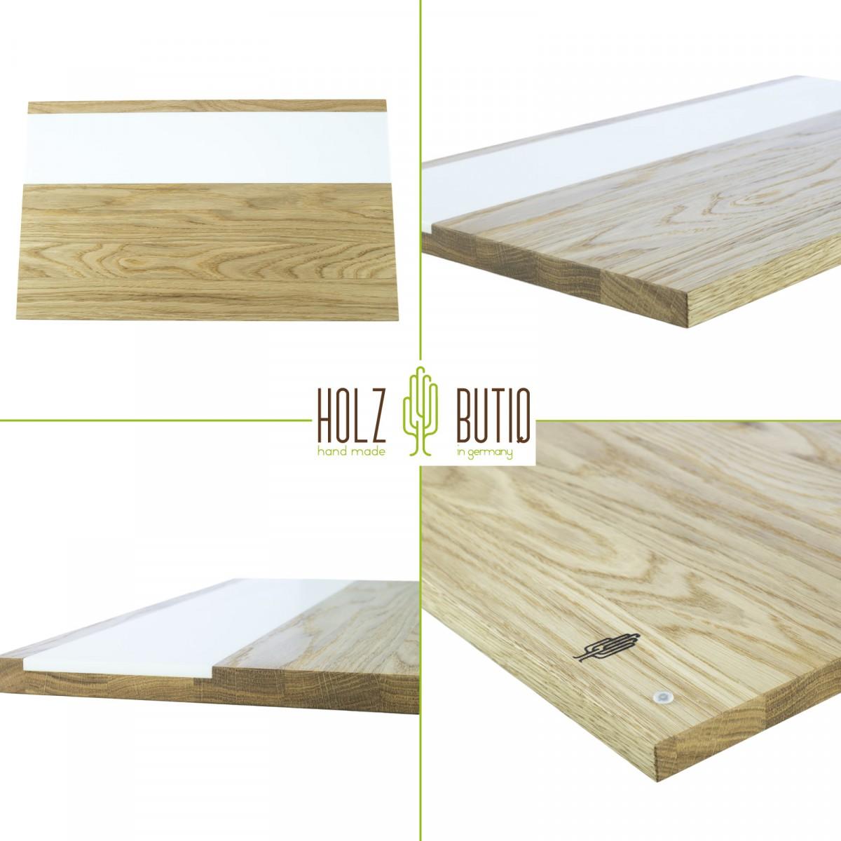 Servierplatte Holz Getdigital 11780 Schneidebrett Holzbrett