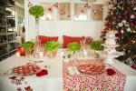 Decoracion De Mesas De Navidad Por Los Mejores Caterings Selema