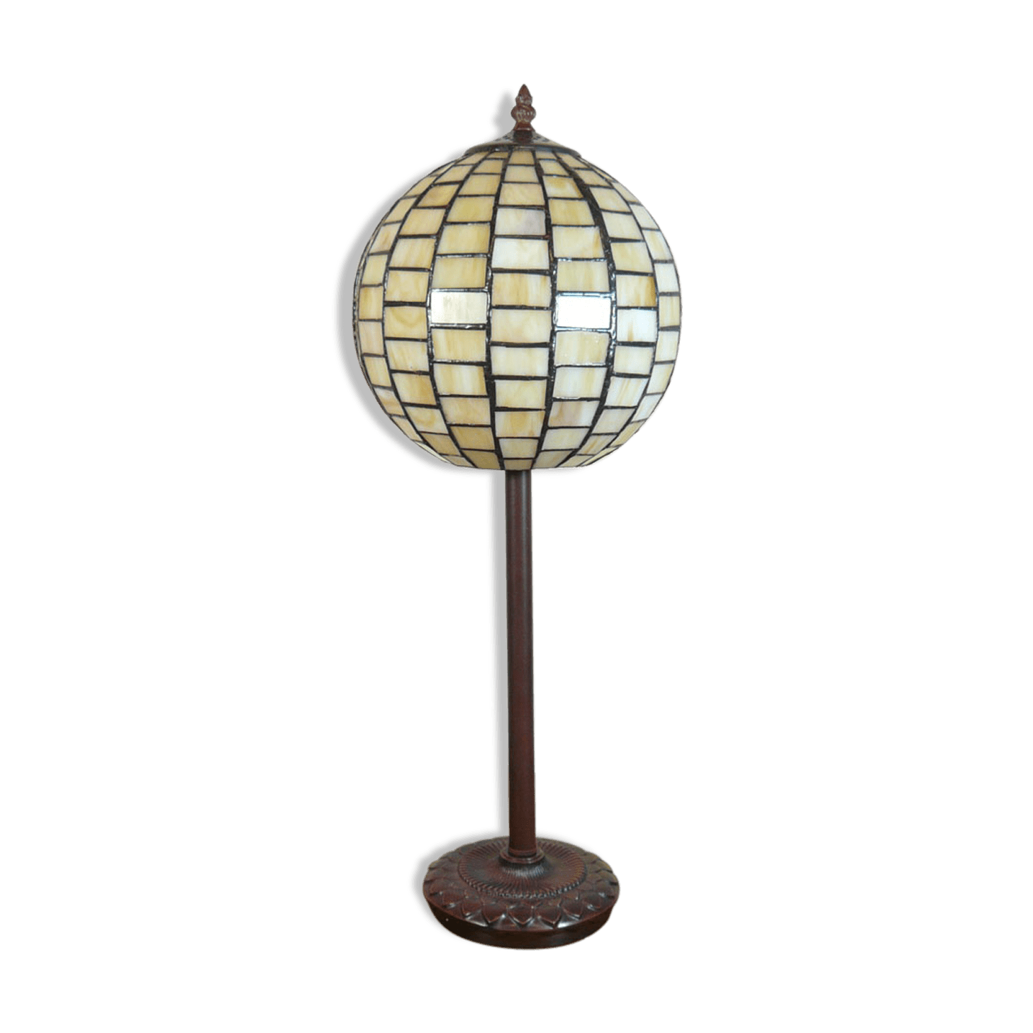 Eßtischlampe Tiffany Art Deco Tafellamp Light Flushmount Tiffany Ceiling Lamp