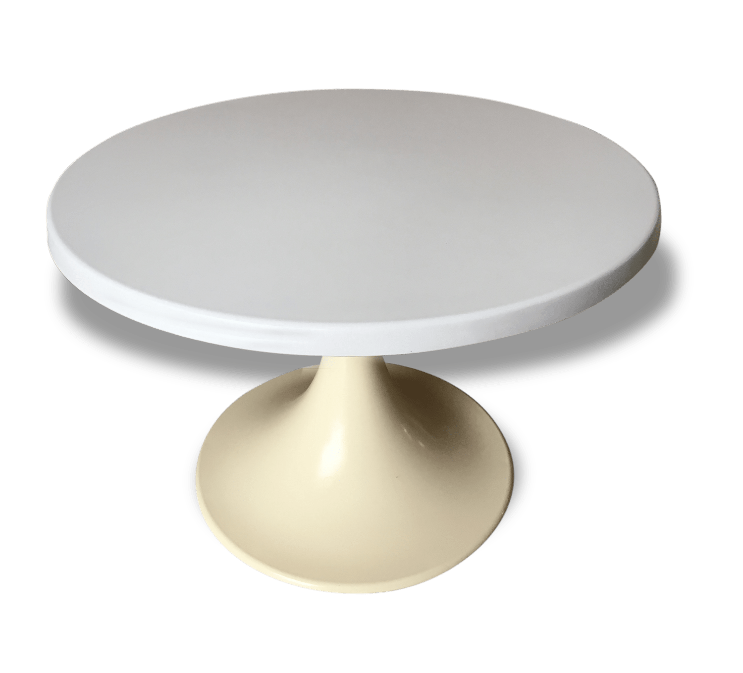 Table Tulipe Blanche Latest Best Table Basse Pied Tulipe Blanche With Table