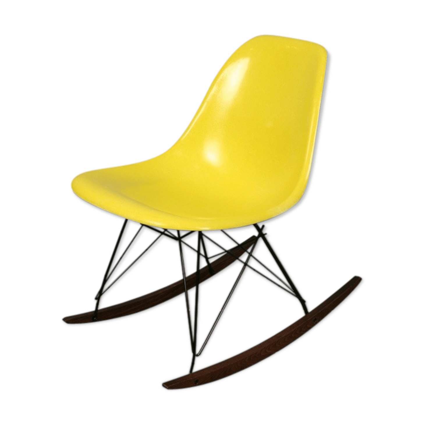 Chaise Bascule Eames Finest Imitation