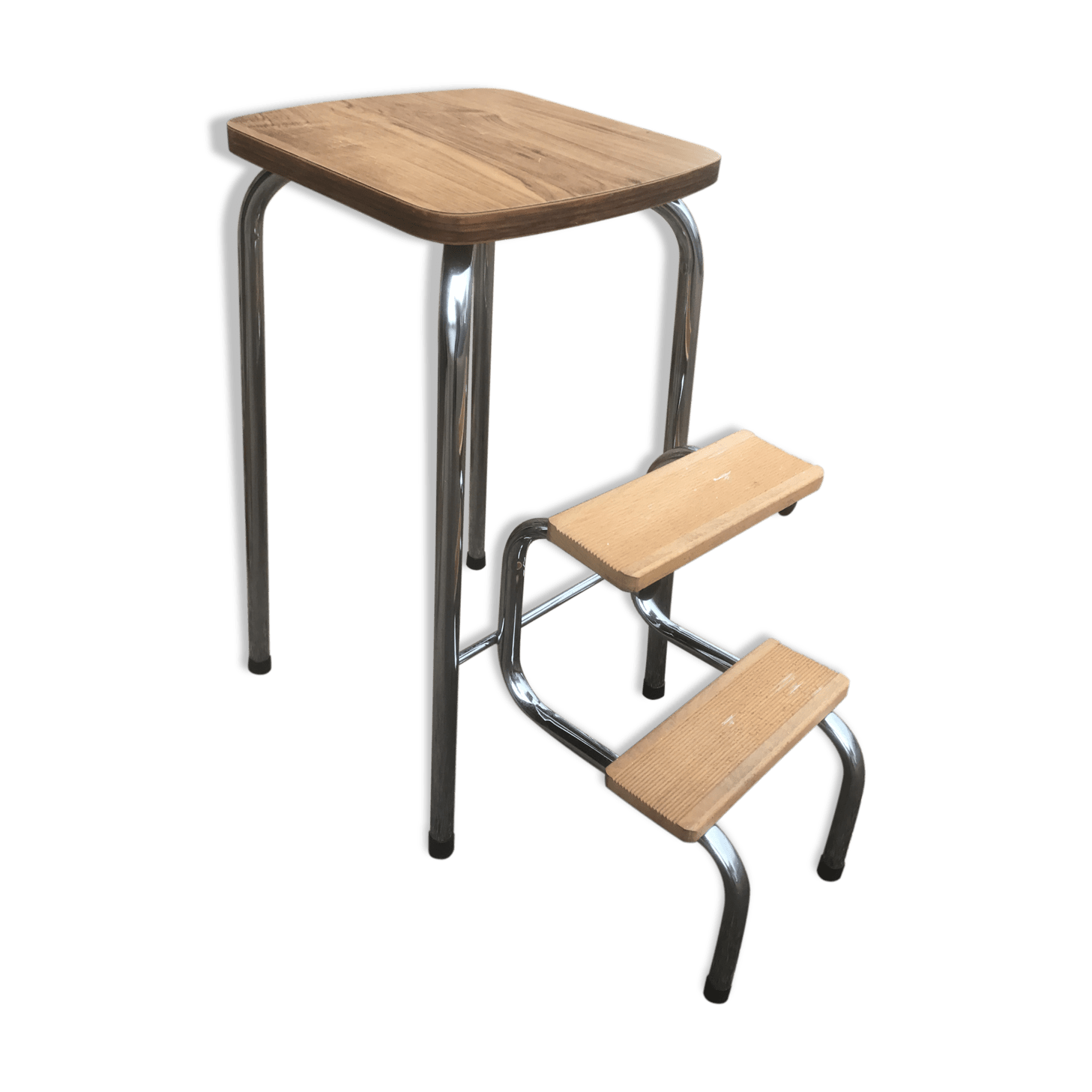 Escabeau 3 Marches Pliable Escabeau 3 Marches Bois Vicris Vicris Tabouret Escabeau