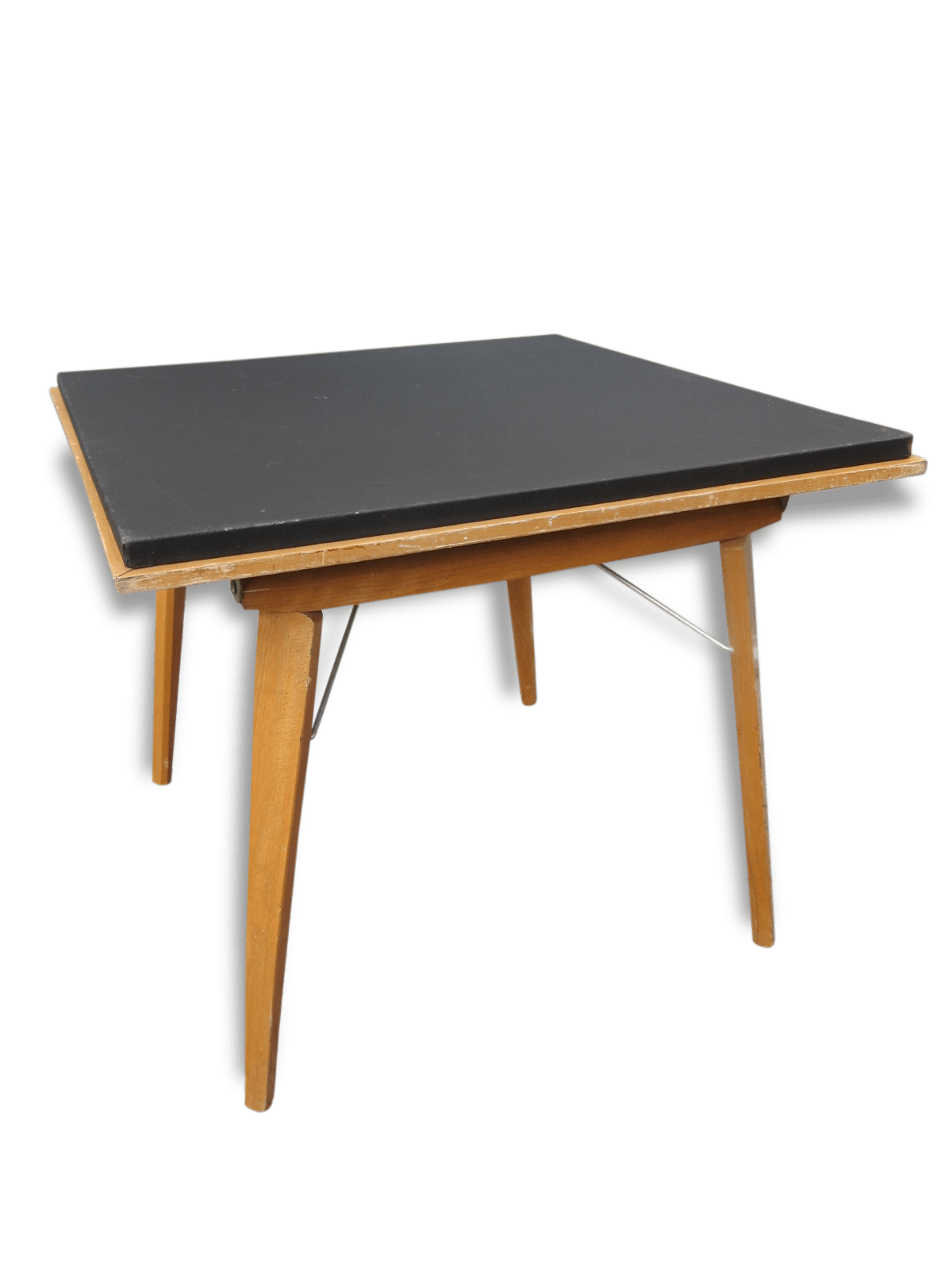 Protection Table Basse Table Basse Pliante Table Basse Pliante Carr E En Teck