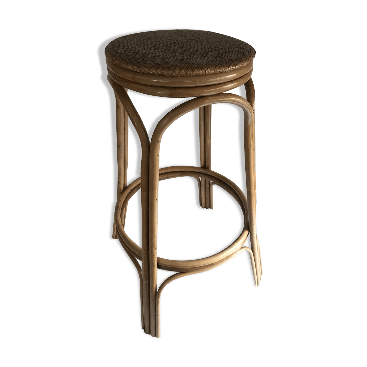 Songmics Lot De 2 Tabourets De Bar Stool Tabouret De Bar Haut Finest Tabouret De Bar En Mtal