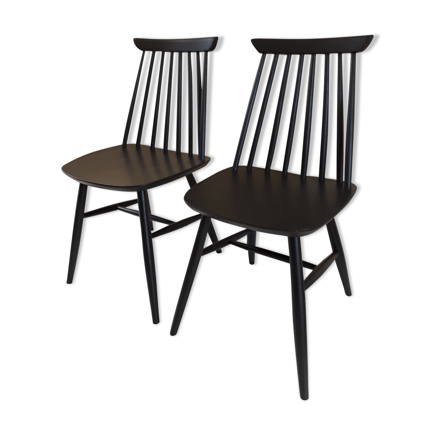 Chaises Scandinaves Noires Chaises Scandinaves Noires Simple Previous With Chaises