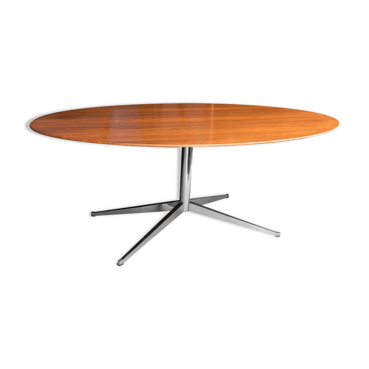 Table Ovale Knoll Top Table Manger Ovale Florence Knoll With Table Knoll