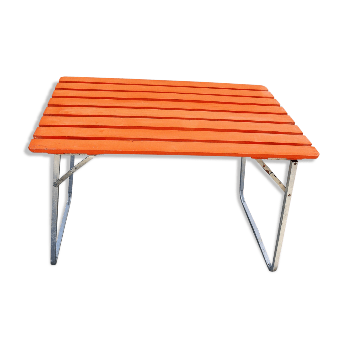 Table Exterieur Bois Et Metal Table Exterieur Metal Excellent Salon With Table