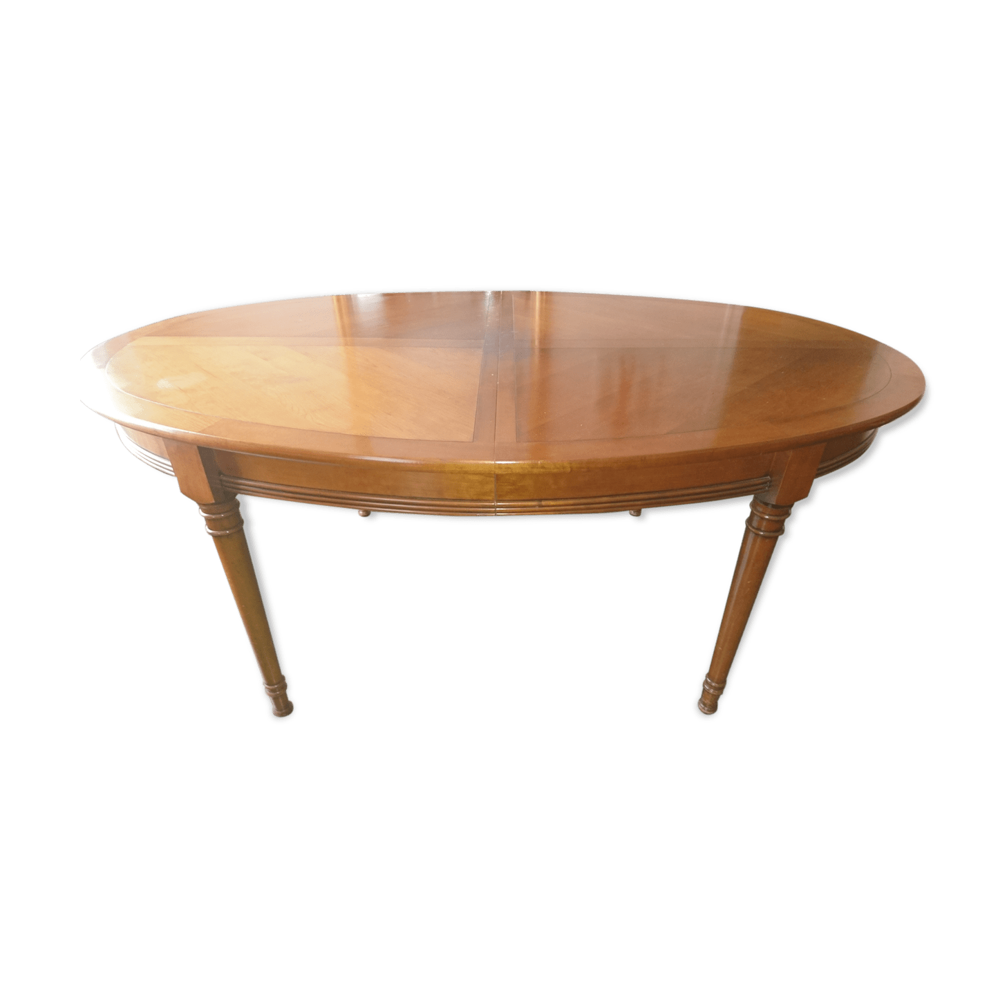 Table Ovale à Rallonge Table Ovale Rallonge Excellent Table En Bois With Table