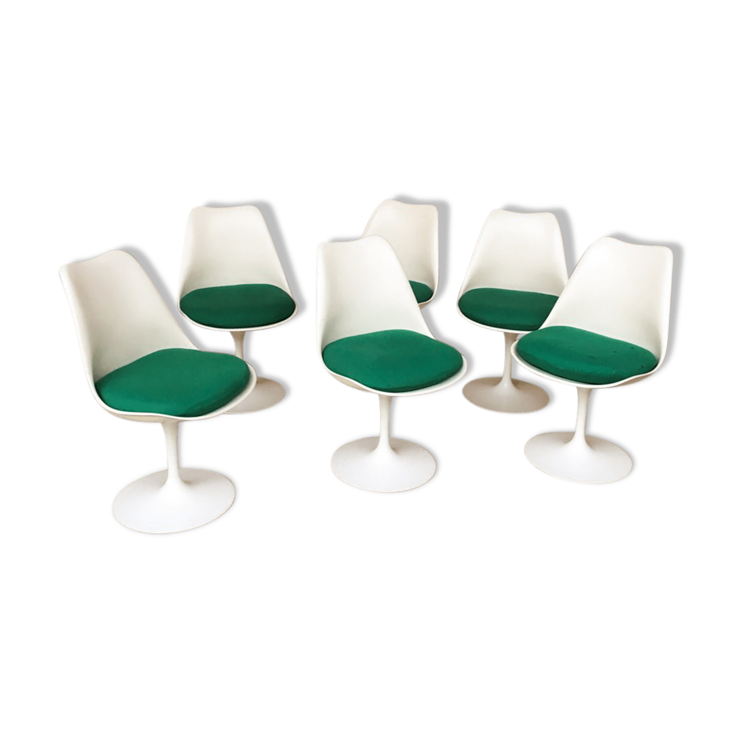 Chaises Tulipe Chaises Tulipe Simple Lot De Chaises Tulip Knoll Par