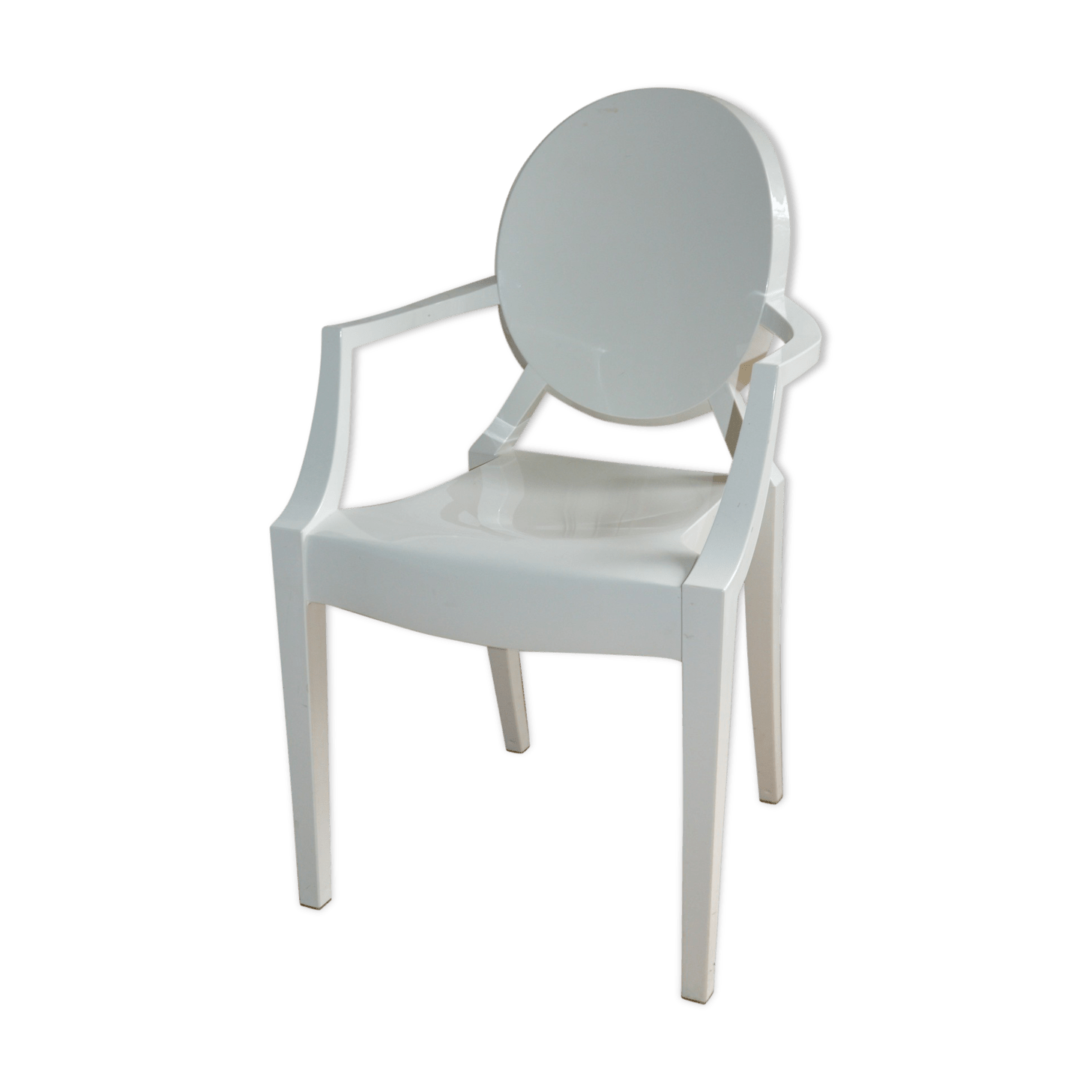 Chaises Louis Ghost Philippe Starck Oveetech