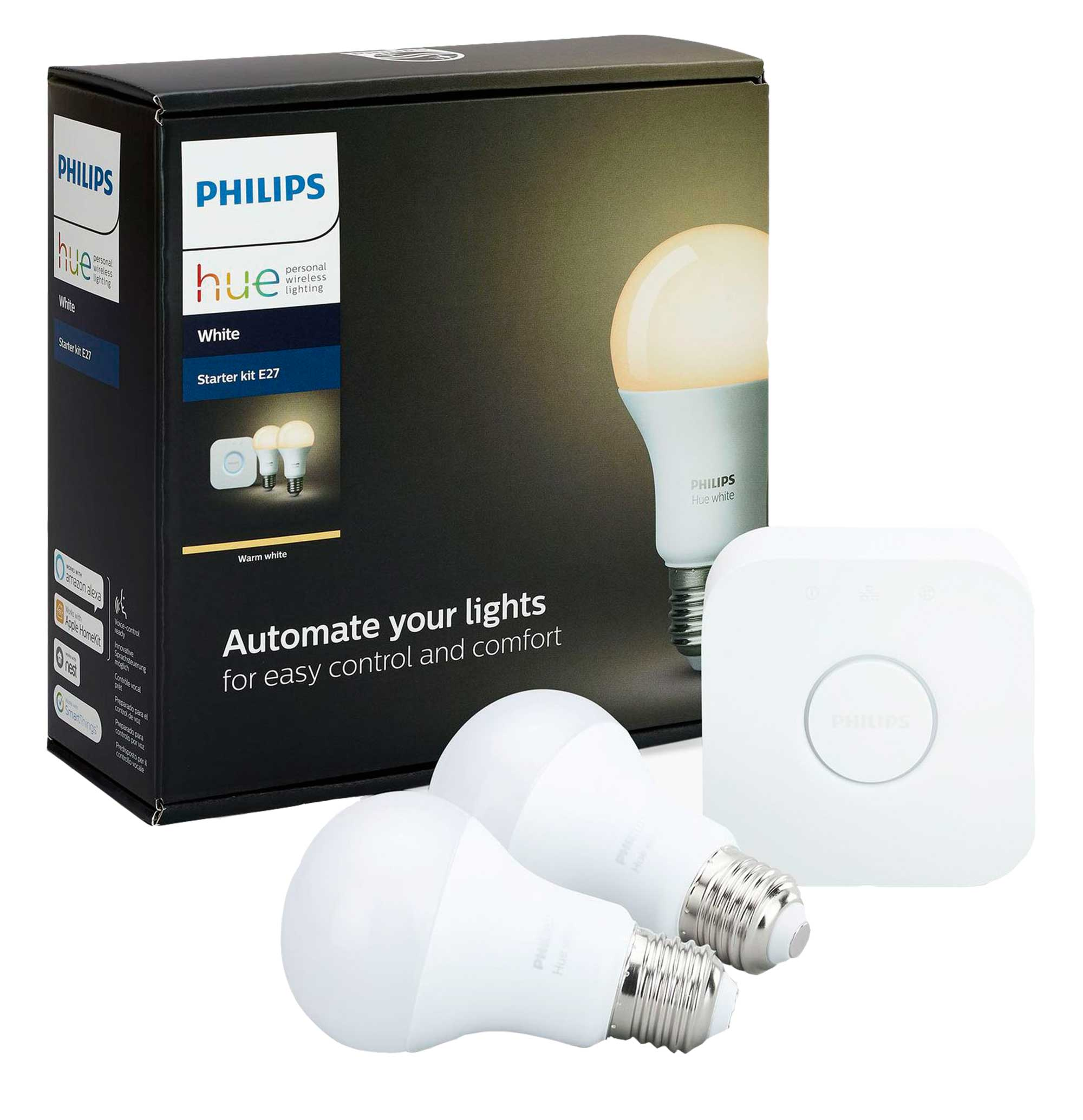 Philips Hue Examples Smart Homes For Every Budget Build It