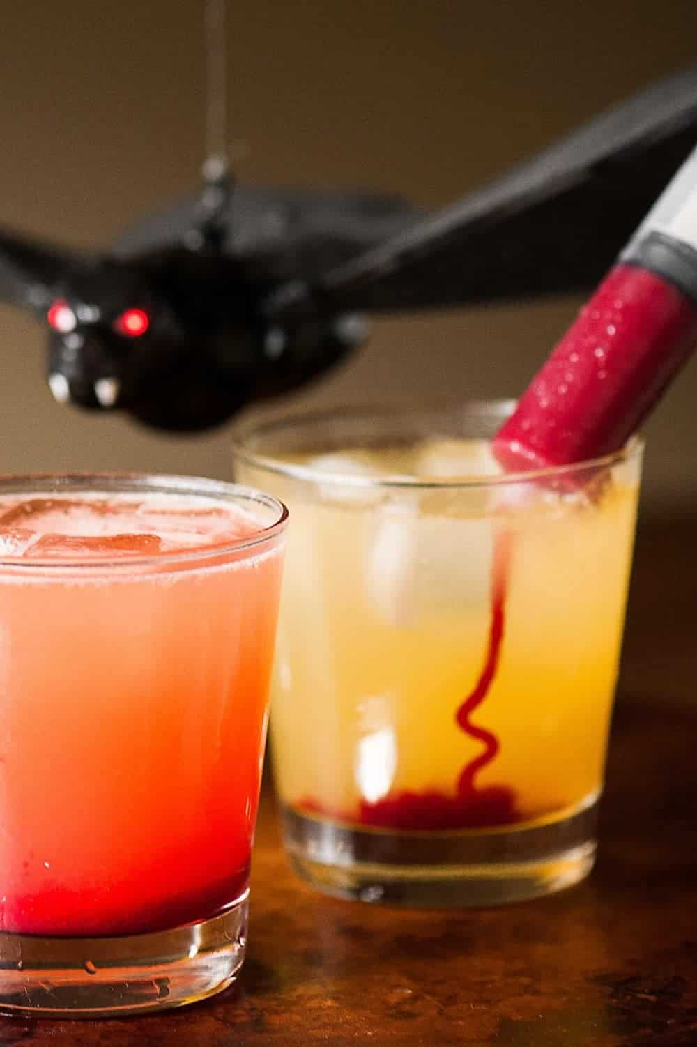 Easy Halloween Shots Recipes Vampire Cocktail